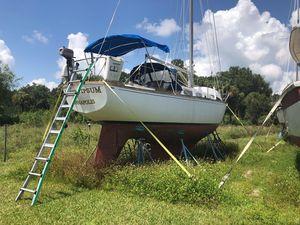 Used Tartan 34 C Cruiser Sailboat For Sale