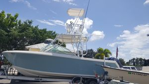 Used Sailfish 275 DC Center Console Fishing Boat For Sale