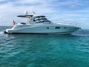 Used Sea Ray 44 Sundancer 2007 Cruiser Boat For Sale