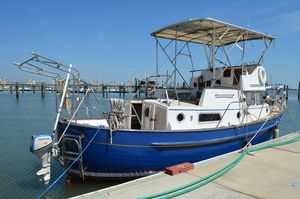 Used Fales Navigator Pilothouse Trawler Boat For Sale