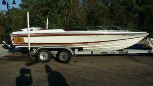Used Cigarette 20 Cuddy Cabin Boat For Sale