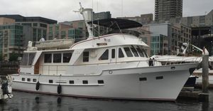 Used Defever 60 Flushdeck Trawler Boat For Sale