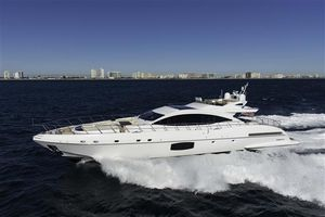 Used Mangusta Overmarine 94 Motor Yacht For Sale
