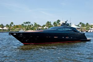 Used Pershing 88 Express Cruiser Boat For Sale