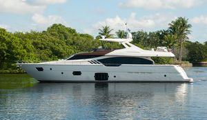 Used Ferretti Yachts 870 Motor Yacht For Sale