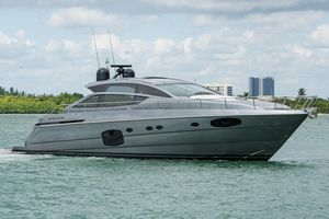 Used Pershing 62 Express Cruiser Boat For Sale