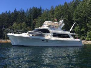 Used Hampton 558 Pilot House Pilothouse Boat For Sale
