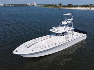 Used Seahunter Tournament 45 Center Console Fishing Boat For Sale