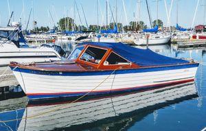 Used Lyman 22 Sleeper Tender Boat For Sale