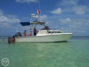 Used Mako 238 Walkaround Fishing Boat For Sale
