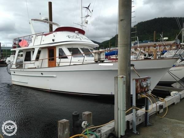 Used Pt Europa Sedan Trawler 38 Trawler Boat For Sale