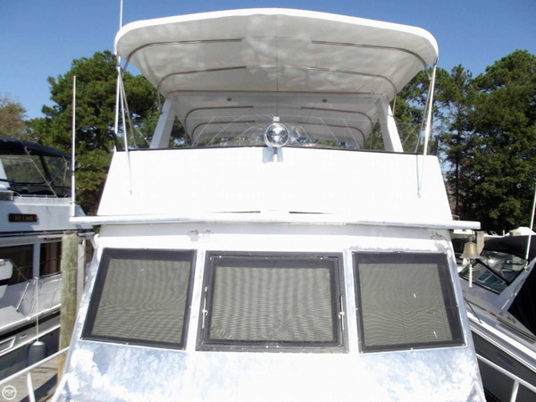 Used Hilburn 64 House Boat For Sale