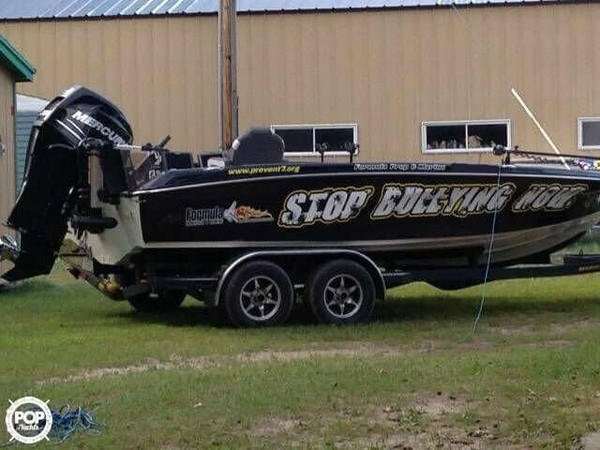 Used Larson FX 2020 TL Bass Boat For Sale