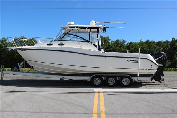 Used Boston Whaler 305 Walkaround Fishing Boat For Sale