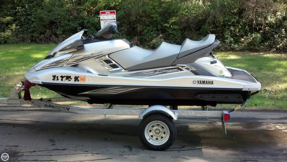 2012 used yamaha fx cruiser ho personal watercraft for. Black Bedroom Furniture Sets. Home Design Ideas