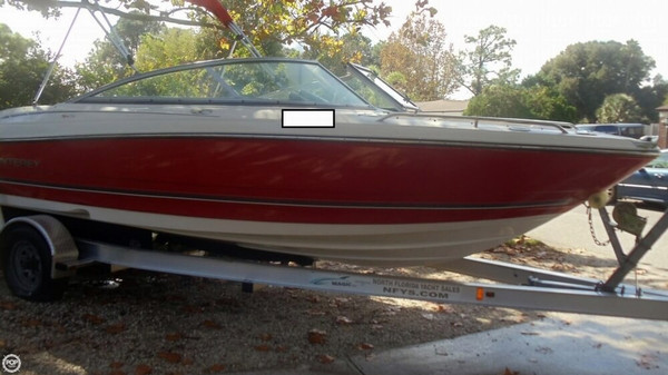 Used Monterey 194 FS Bowrider Boat For Sale