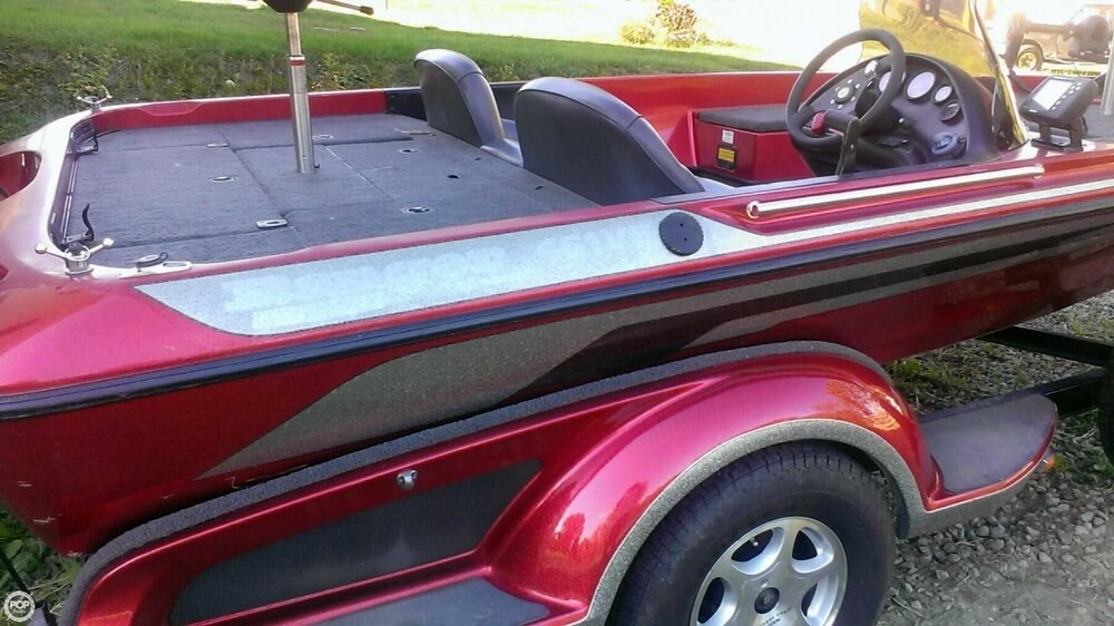 1996 Used Ranger Boats 461vs Commanche Bass Boat For Sale -  13 750