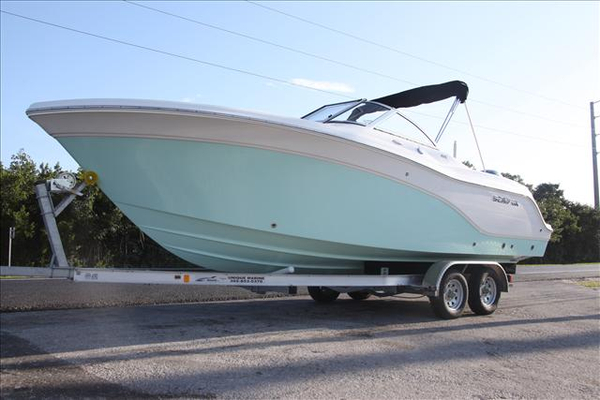 New Sea Fox Traveler Dual Console Boat For Sale
