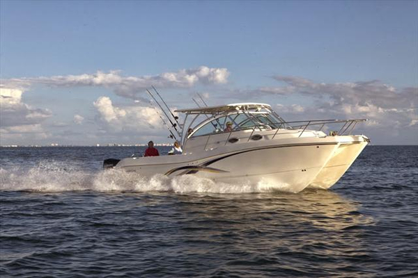 New World Cat 320 EC Power Catamaran Boat For Sale