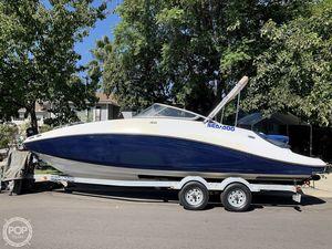 Used Sea-Doo Challenger 230 SE Jet Boat For Sale