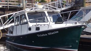 Used Eastern 2710 Casco Bay Downeast Fishing Boat For Sale