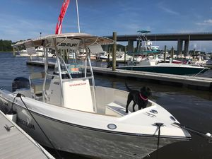 Used Century 2200 Center Console Center Console Fishing Boat For Sale