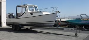 Used Eastern SeawaySeaway Saltwater Fishing Boat For Sale