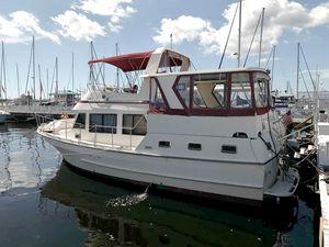 Used Marine Trader 38 Sundeck38 Sundeck Trawler Boat For Sale