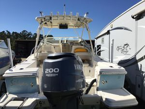 Used Scout 242 Abaco242 Abaco Saltwater Fishing Boat For Sale