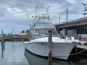 Used Topaz Sportfish Convertible Fishing Boat For Sale