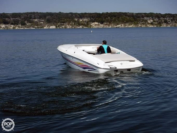 Used Baja HAMMER 212 High Performance Boat For Sale