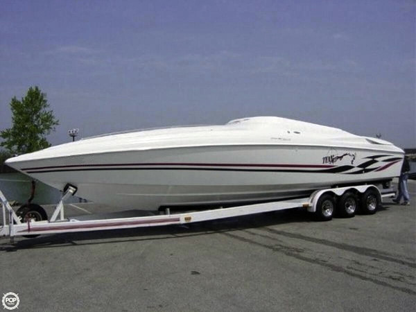 Used Baja BOSS .38 Special High Performance Boat For Sale