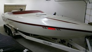 Used Eliminator 260 Eagle XP Closed Bow High Performance Boat For Sale