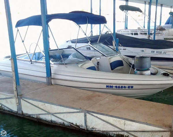 Used Larson SEI 210 BR Bowrider Boat For Sale
