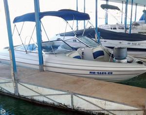 Used Larson SEI 210 BR Bowrider Boat For Sale