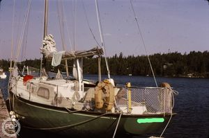 Used Rhodes Bounty II Sloop Sailboat For Sale