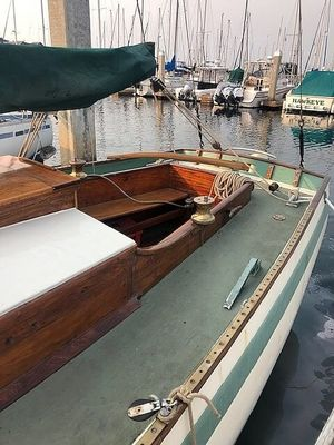 Used Laurent Giles Wanderer 33' Cutter Sailboat For Sale