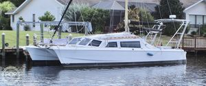 Used Prout 35 Snowgoose Catamaran Sailboat For Sale