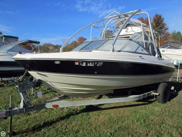Used Maxum 1900 SR3 Bowrider Boat For Sale