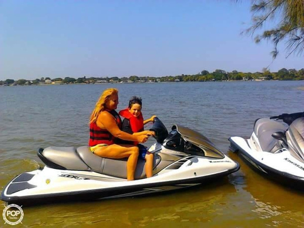 Used Kawasaki STX15F Personal Watercraft For Sale