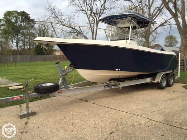 Used Cobia 264 Center Console Center Console Fishing Boat For Sale