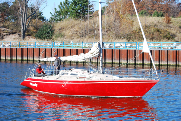 Used Evelyn 36 Racer and Cruiser Sailboat For Sale