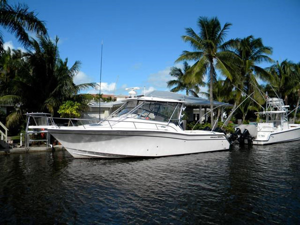 Used Grady White 33 Express Sports Fishing Boat For Sale