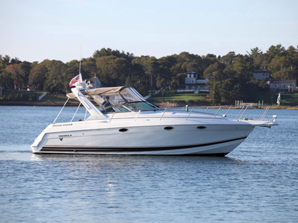 Used Formula 31 PC Cruiser Boat For Sale