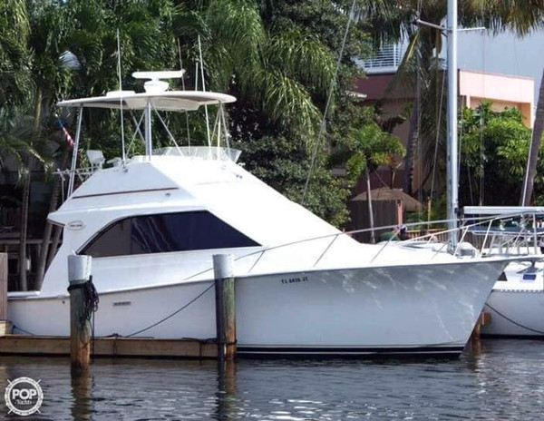 Used Ocean Yachts 35 Sports Fishing Boat For Sale