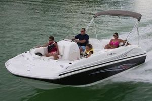 New Hurricane 188188 Deck Boat For Sale