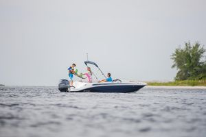 New Hurricane 185185 Deck Boat For Sale