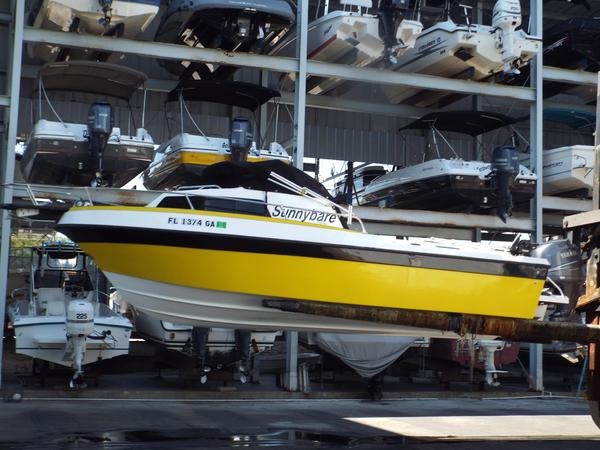 Used Renken 2288 WA Cuddy Cabin Fishing Boat For Sale