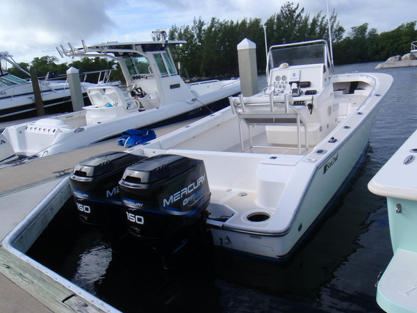 Used Seacraft SC25 Sports Fishing Boat For Sale