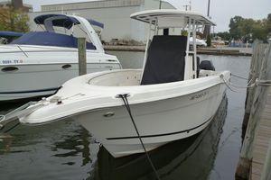 Used Striper 2605 Center Console OB Center Console Fishing Boat For Sale